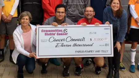 Thank You – 2nd Annual Communities Kickin' Cancer