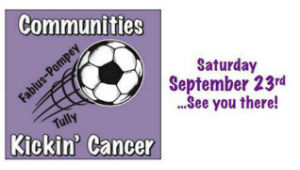 3rd Annual Communities Kickin' Cancer